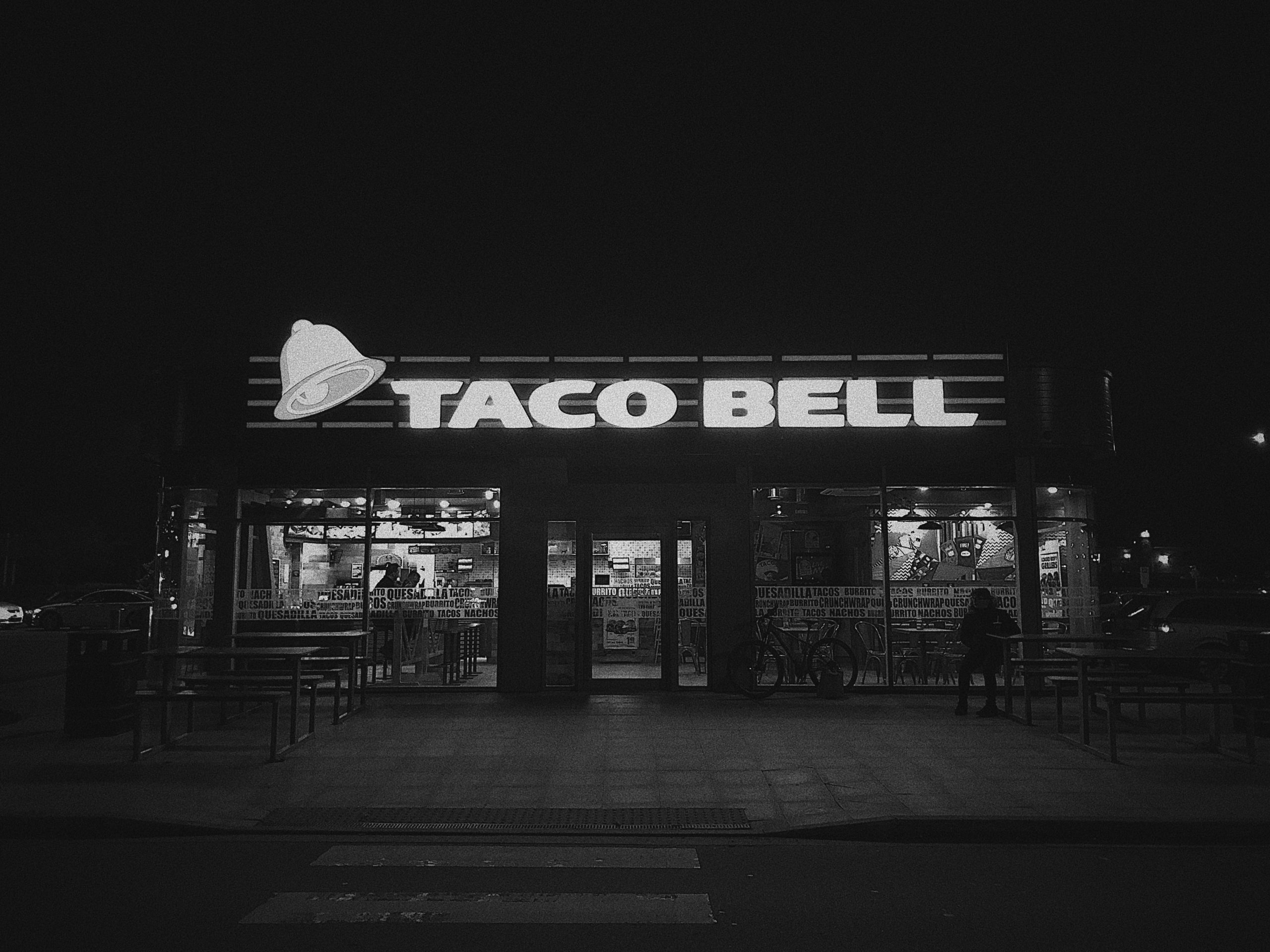 Taco Bell in Cleethorpes, UK